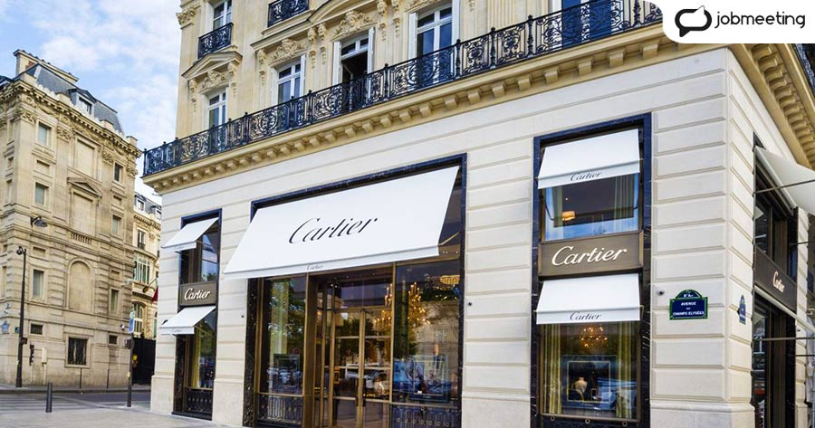 cartier opportunita di carriera europa