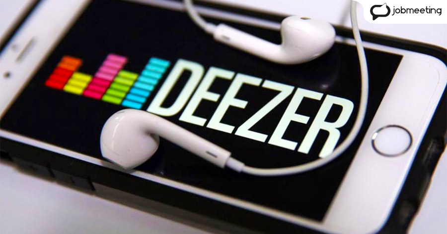 deezer la piattaformadi music streaming assume